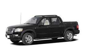 2007 Ford Explorer Sport Trac Information