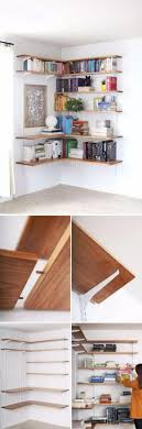 The 25+ best Shelving ideas on Pinterest | Corner shelf design, Wall shelves  and Wooden corner shelf