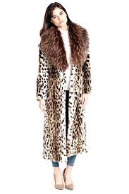 leopard faux fur coats starlet leopard faux fur full length coat 1 snow leopard fake fur coat