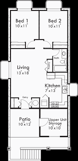 multigenerational house plans two