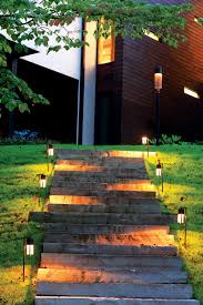 pathway lighting ideas. For A More Individual Approach \u2013 Why Not Try Whole Range Of Different Types Path Lights In One Area? From Hinkley Lighting SHELTER 1547 KZ Pathway Ideas