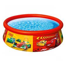 Детский <b>бассейн Intex</b> Cars Easy Set <b>28103</b> — купить в интернет ...