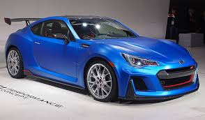 2017 Subaru BRZ Turbo