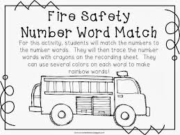 Fire Safety Coloring Pages fire safety coloring pages printable ...