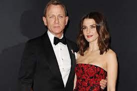 Rachel Weisz und Daniel Craig sind ...
