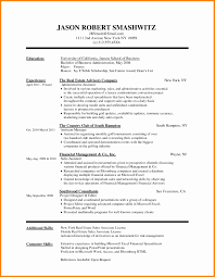 Awesome Collection Of Headline For Resume For Freshers Resume