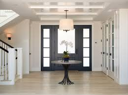 entry lighting ideas. front entry table ideas transitional with recessed lighting i