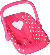 Amazon.com: You & Me Baby Doll Car Seat for 12-18
