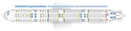 Boeing 777 300er Seating Chart Thai Airways Etihad Airways Fleet Boeing 777 300er Details And Pictures
