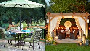 Deck And Patio Decorating Ideas