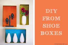 6 smart shoe box upcycling ideas for