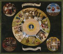 Hieronymus Bosch and the art of the death agony of feudalism Art.