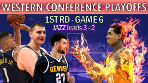 Denver Nuggets vs Utah Jazz - Live Score - YouTube