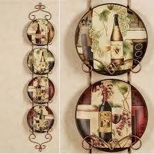 Wine Themed Decor Floral Jubilee Empire Valance Light Cream 110 X 28 Vineyard