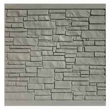 faux stone wall panels pattern for interior or exterior decor ideas