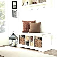 Hall Coat Rack Hall Tree Bench Shoe Storage Ideas With Coat Rack Hallway Shelf 96