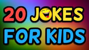 20 jokes for kids