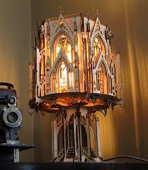 do it yourself lighting. Do It Yourself Gothic Cathedral Lamp. Do Lighting