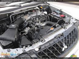 2003 mitsubishi montero sport engine 1milioncars mitsubishi 2003 mitsubishi montero sport