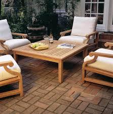 furniture kingsley bate teak table  kingsley bate sag harbor