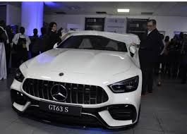 🚙what's the difference vs 2019 amg gt? Silver Star Auto Introduces 2020 Mercedes Benz Models In Ghana Starr Fm