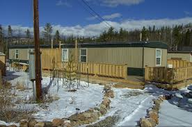 mobile home remodeled exterior