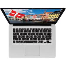 macbook air tastatur cover dansk