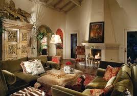 Living Room Spanish Interesting Decoration