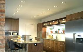 contemporary recessed lights for ideas installing in drop ceiling and 5