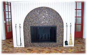 Decorative Tiles For Fireplace Decorative ceramic tile fireplace designs hand made fireplace 14