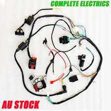 complete electric wire coil for pit dirt bike motorcycle 50cc 70cc complete electric wire coil for pit dirt bike motorcycle 50cc 70cc 110cc 125cc