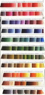 Dmc Thread Colour Chart Pdf 67 Memorable Dmc Perle 8 Color Chart