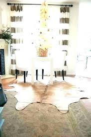 faux hide rug cow skin rug faux cow hide rug post faux cowhide rug