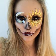 beautiful skeleton makeup art by vanessa davis beautiful skeleton makeup art by vanessa davis artistic face paint