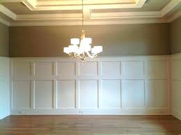 wainscot paneling ideas wainscoting bathrooms photo gallery