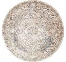 8 x 8 villa round rug