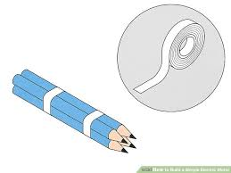 simple homemade electric motor. Image Titled Build A Simple Electric Motor Step 1 Homemade