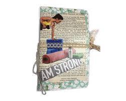 Fitness Journal Junk Journals Writing Journal Art Journal Blank Journal Smash Book Altered Book Handmade Book Journals For Sale