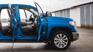 2016 Toyota Tundra The full size truck outsider remains so - YouTube