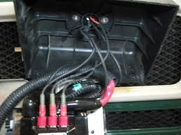 warn winch solenoid upgrade toyota fj cruiser forum if you want to add an in cabin winch control switch just make double connections on the red green and white controller wires and run the extra wires into