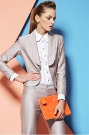 compare prices on career suits for women online shopping buy low new 2015 custom made champagne women s formal uniform career suits business women work wear professional pants
