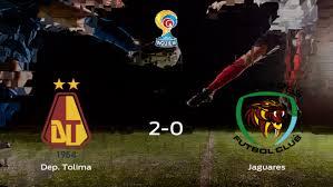 Mi sangre es vinotinto y mi corazón es de oro. Horario Y Donde Ver El Deportes Tolima Jaguares Fc De El Torneo Finalizacion
