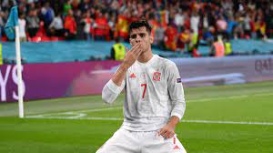 Alvaro Morata forces extra-time ...