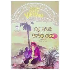 Giá bán Sách - Truyện cổ tích Việt Nam- Sự tích trầu cau