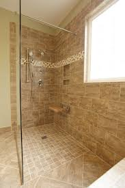 bathroom doorless shower ideas. Cool Picture Of Bathroom Shower Decoration With Various Bench Ideas : Magnificent Doorless D