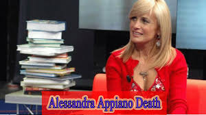 Alessandra Appiano Death - YouTube