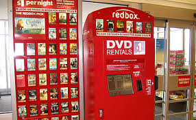 Rent A Dvd Vending Machine Inspiration DVD Rental Kiosks Gaining Ground On Traditional Outlets Film Junk