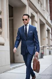 Back To Business Classic Suit Style He Spoke Style