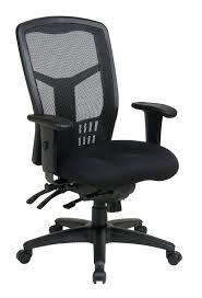 amazoncom office star high back progrid back freeflex seat with adjustable arms and multi function and seat slider black managers chair kitchen dining cheap office chairs amazon