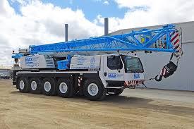 Liebherr Ltm 1095 5 1 95 Tonne Crane Adelaide Max Cranes